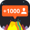 Real Followers + for Instagram Icon