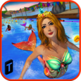 Mermaid Race 2016 Icon