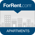 Apartment Rentals by For Rent Icon