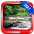 Nature Noise River Icon