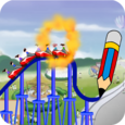 Roller Coaster Crazy Icon
