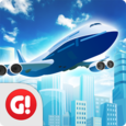 Airport City Icon