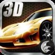 Crazy Racer 3D Icon
