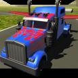 Flying Car : Transformer Truck Icon
