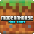 Modern House Craft PE Icon