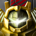 Robots Attack Shooter 3D Free Icon