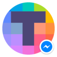 Talkz for Messenger - Stickers Icon