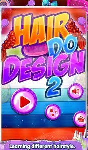 Hair Do Design 2 - Girls Games