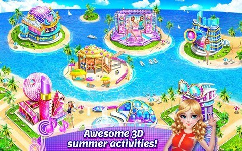Crazy Beach Party-Coco Summer!