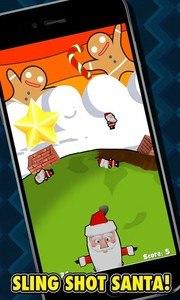 Santa Toss 3D