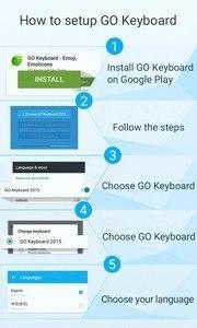 Dreamer GO Keyboard Theme