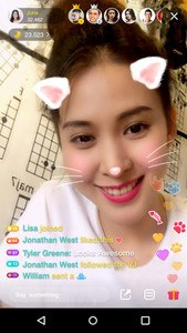 Kitty Live - Live Streaming