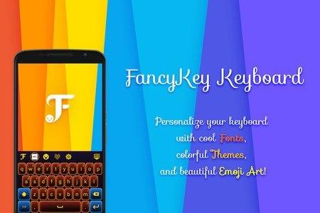 FancyKey - DIY Emoji Keyboard