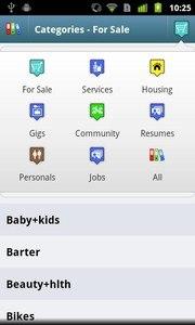 CityShop - App for Craigslist