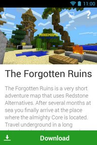 Maps for Minecraft PE MineMaps