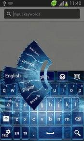 Keyboard for Sony Xperia J