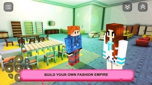 Girls Craft Story: Fashion