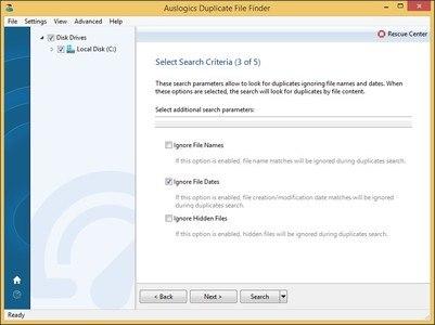 Auslogics Duplicate File Finder