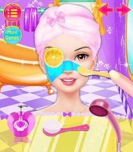Fashion Doll - Girls Makeover