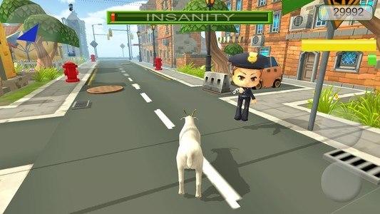 Goat Insanity