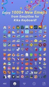 Emoji One for Kika Keyboard