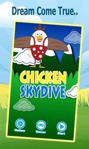 Flying Chicken Skydive Bird
