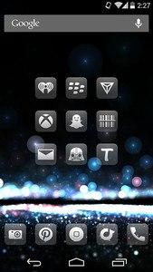 Glasklart - Icon Pack