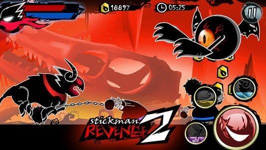 Stickman Revenge 2