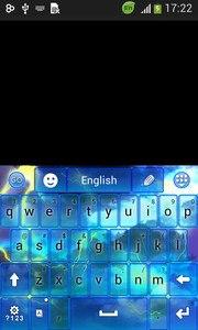Storm Keyboard Theme