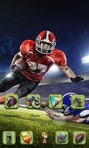 Football GO Launcher Theme