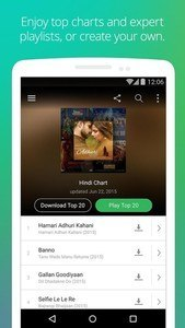 Saavn Music & Radio