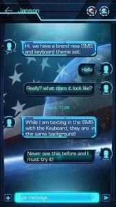 (FREE) GO SMS SURVIVAL THEME