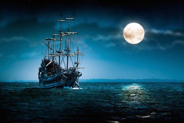 Fantasy Tall Ship