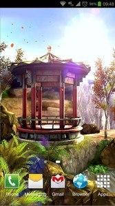 Oriental Garden 3D free