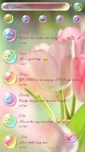 (FREE) GO SMS DREAMY THEME