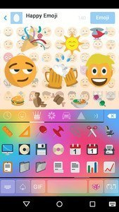 Emoji Keyboard-Funny &Colorful