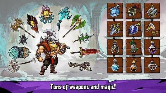 Bravium - RPG & Hero Defense