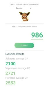 GO Tools for Pokémon GO