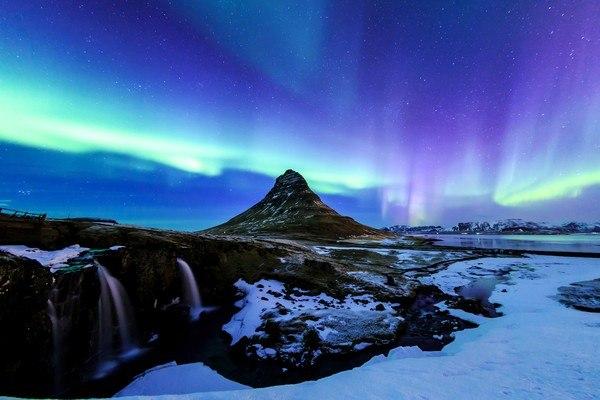 Kirkjufell Mountain Grundarfjorour Iceland