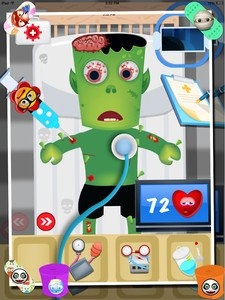 Monster Hospital - Kids Games