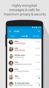 SOMA free video call and chat
