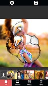 PIP Camera Photo Collage Maker
