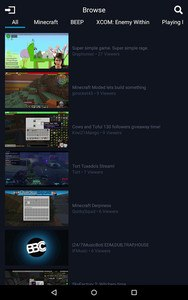 Beam – Interactive Streaming