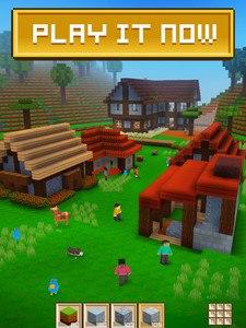 Block Craft 3D: Free Simulator