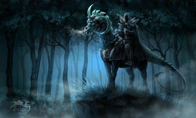 Fantasy Horseman