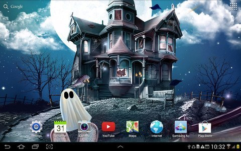 Halloween Live Wallpaper