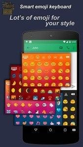Smart Emoji Keyboard - Emotion