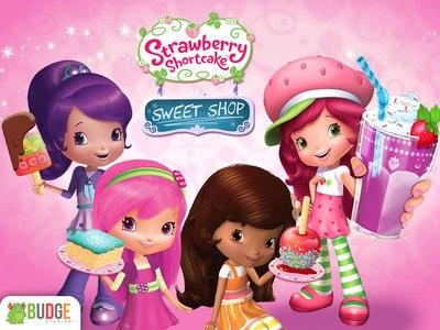 Strawberry Sweet Shop