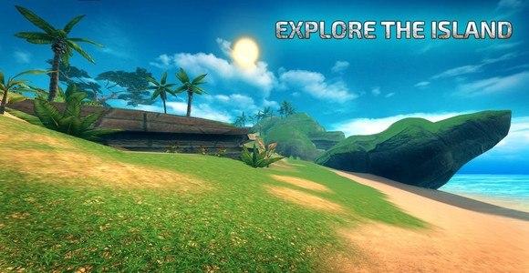 ARK Survival Island Evolve 3D