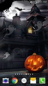 Halloween Live Wallpaper PRO